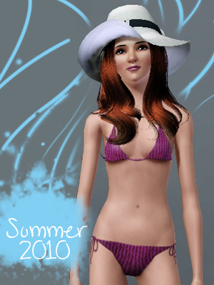 Finds Sims 3 .:. 14 - Agosto - 2010 .:. Summer10_1
