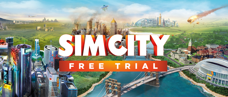 simcity2013 free trial