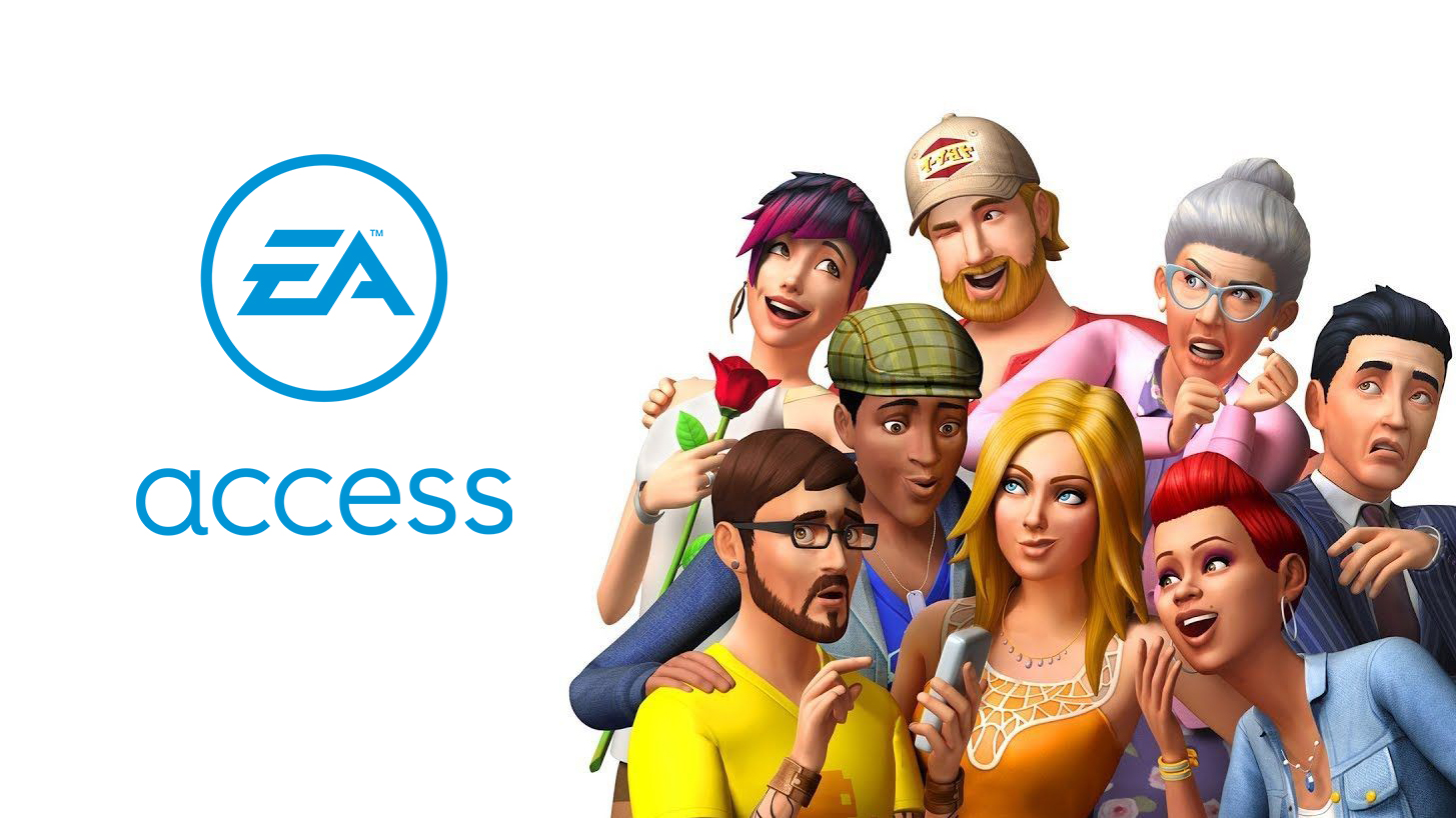The Sims 4 EA Access