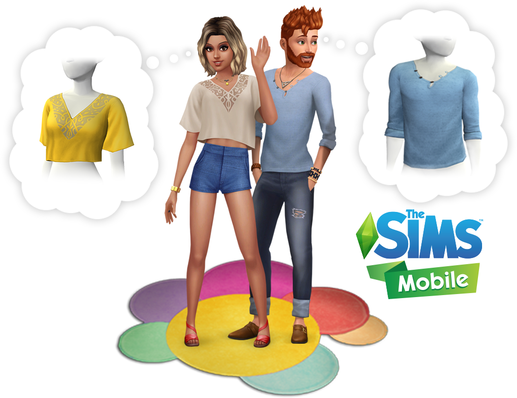 the sims mobile rewards image