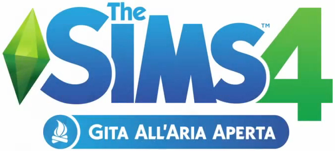 the sims 4 game pack gita all'aria aperta