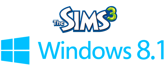 the sims 3 window 8.1