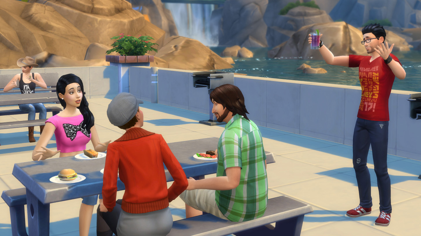 The Sims 4 Patch & free Content