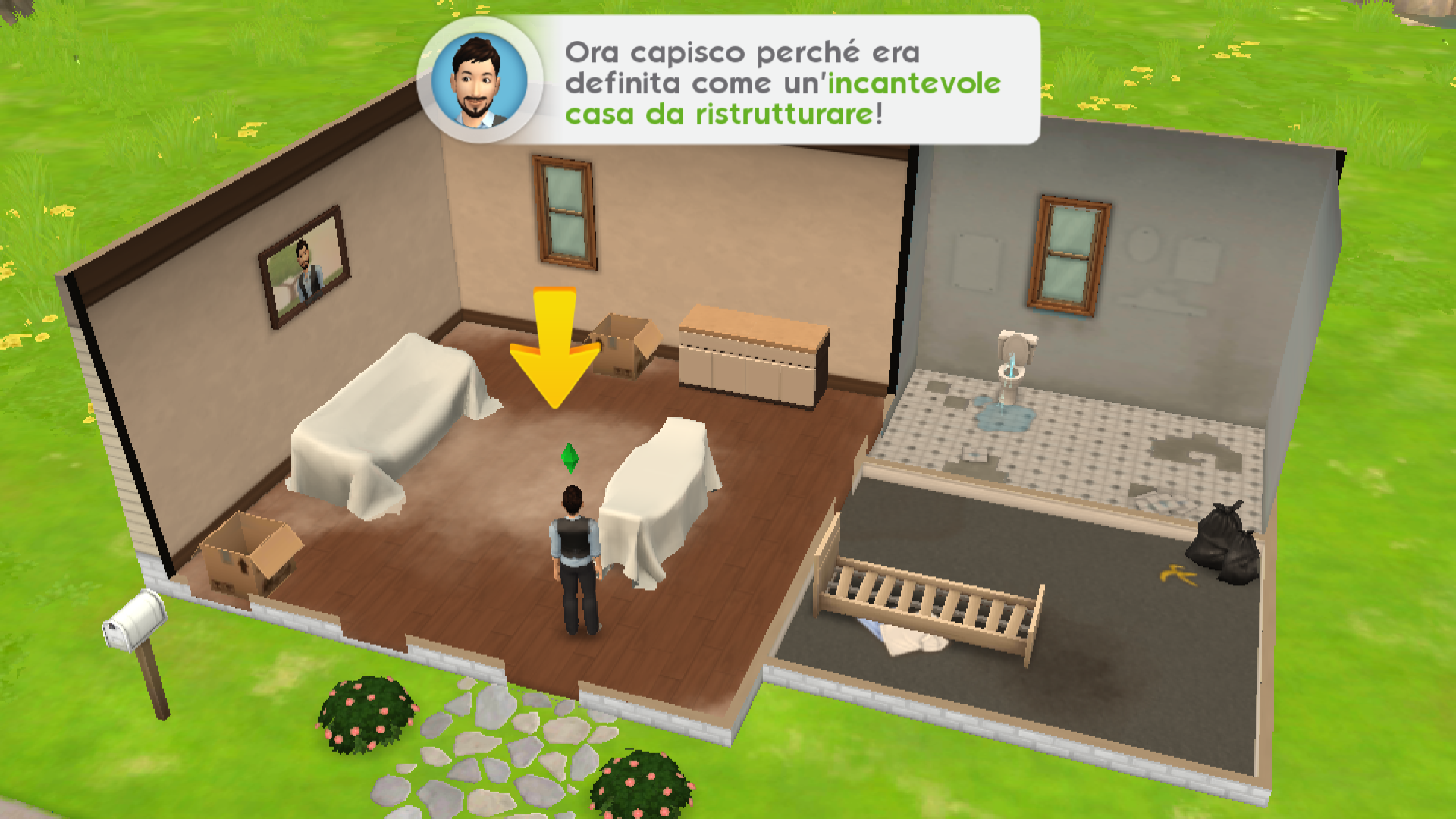 the sims mobile review casa