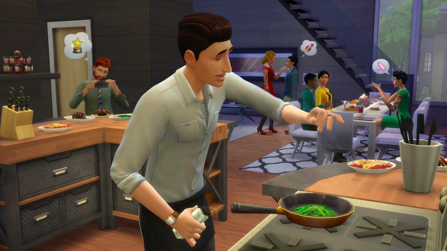 qualità incontri Sims