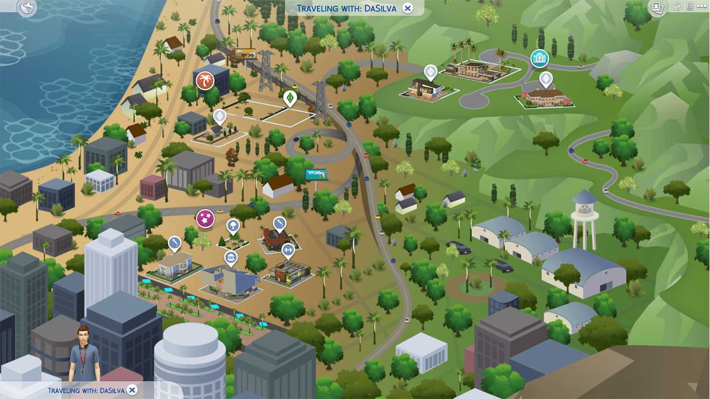 The Sims 4 Nuove Stelle Del Sol Valley