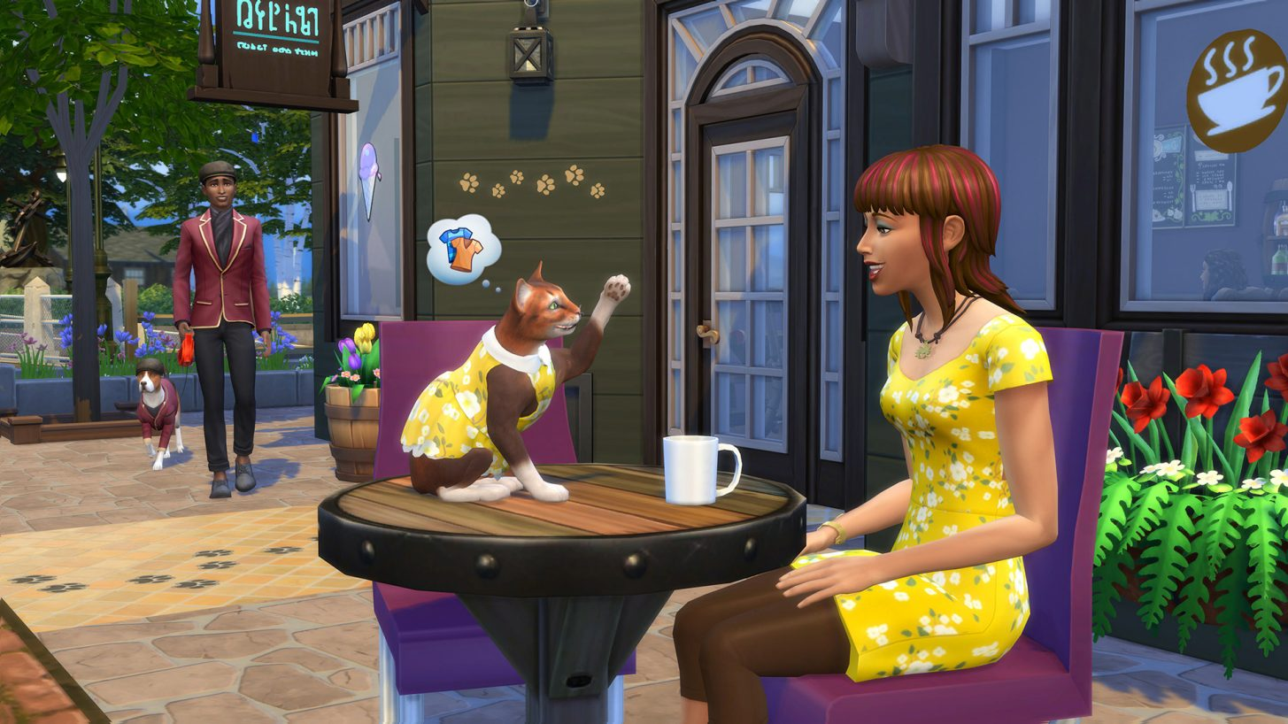 the sims 4 il mio primo animale image 02