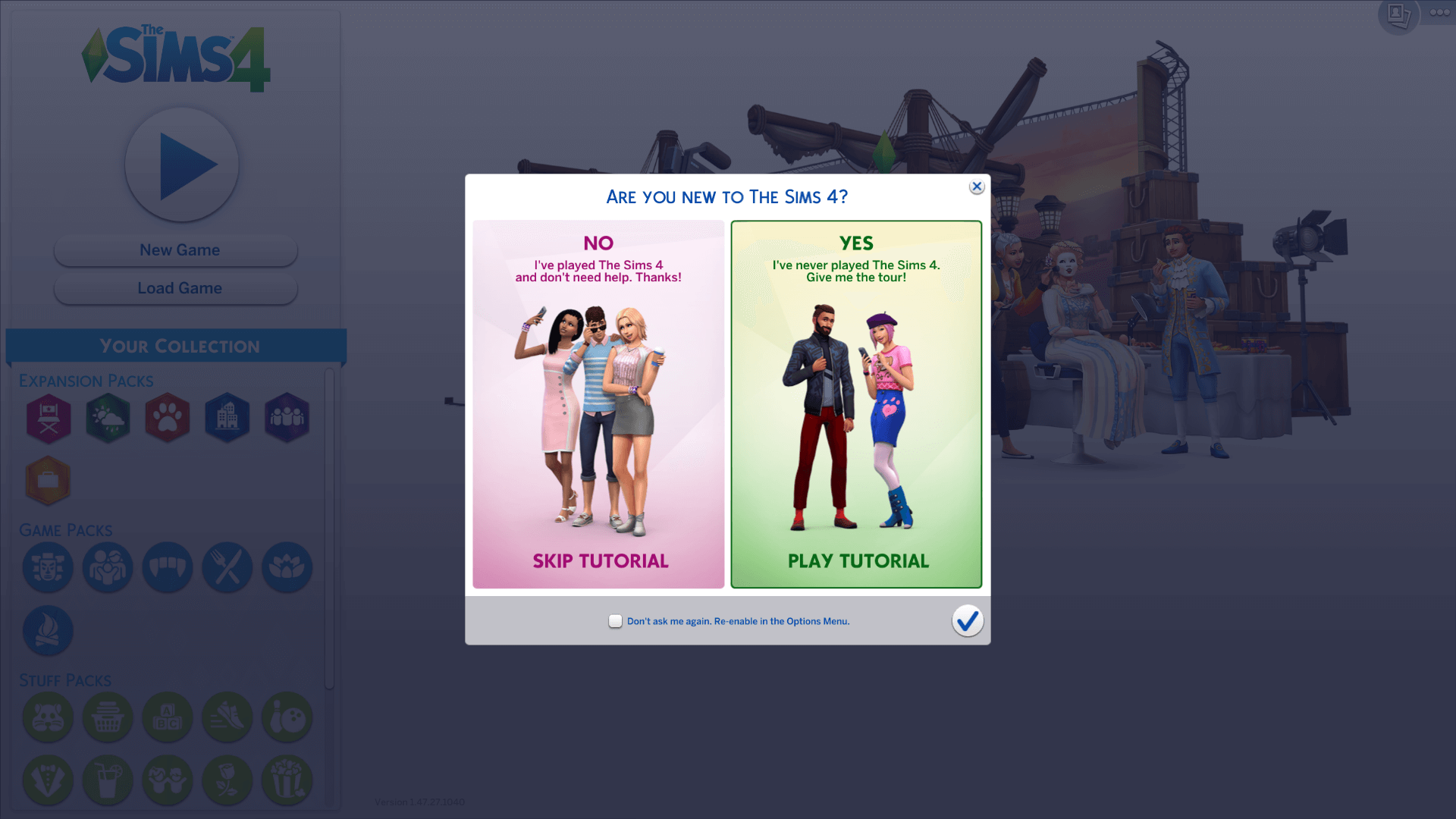 The Sims 4 Patch Tutorial