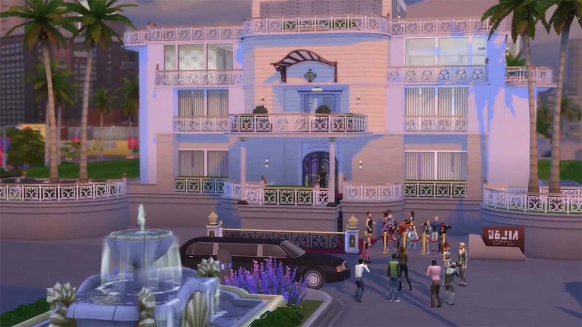 The Sims 4 Nuove Stelle Automobili