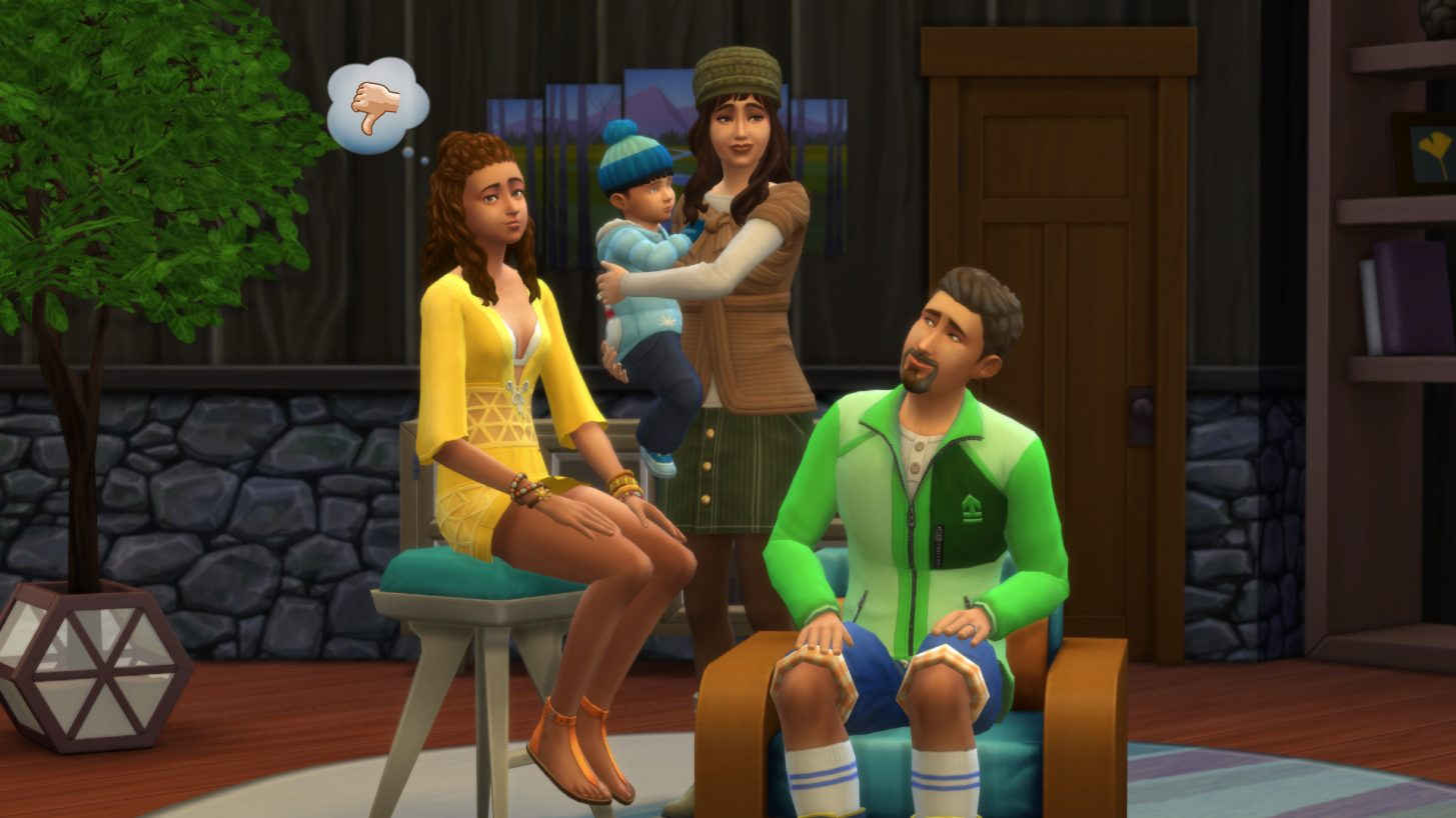 The Sims 4 Stagioni Climate