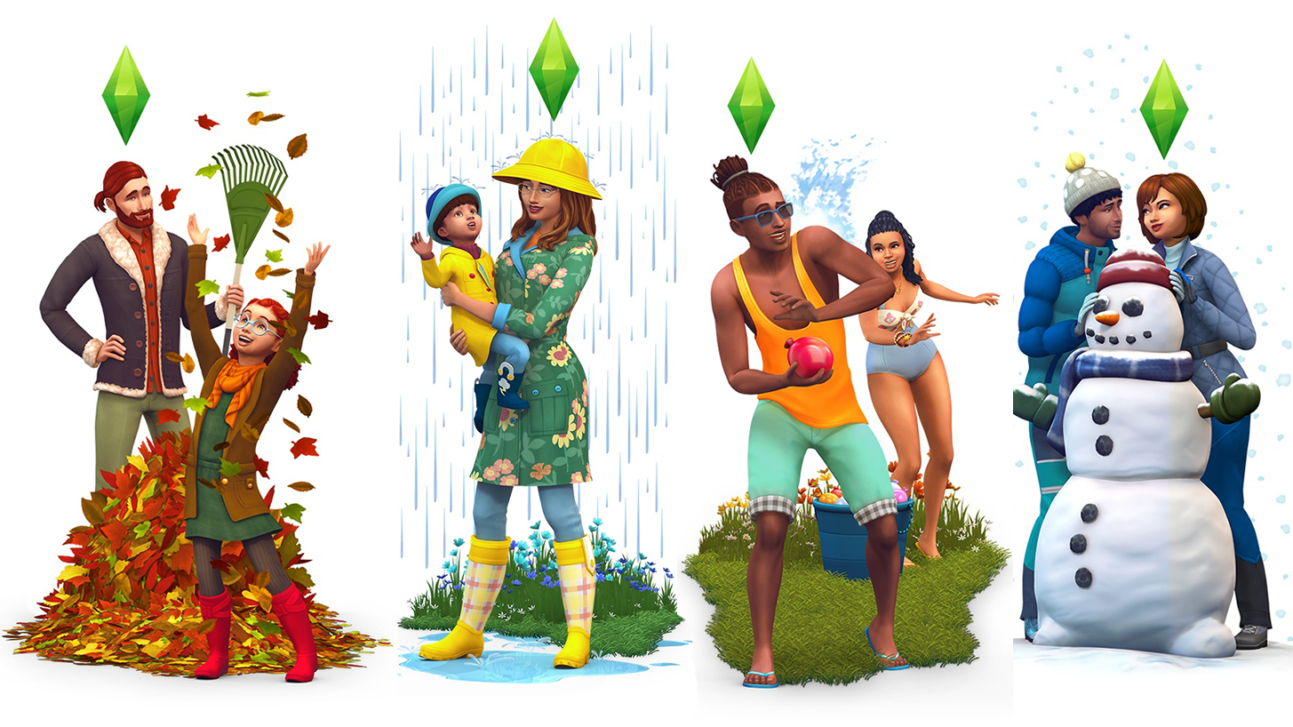 The Sims 4 Stagioni quiz