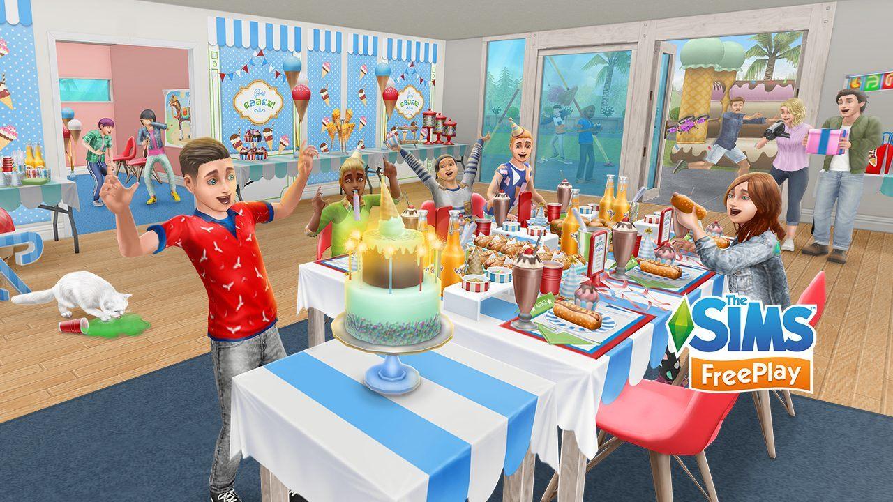 Sims Bambino Bagno : Sims freeplay il mondo di the sims a portata di click!