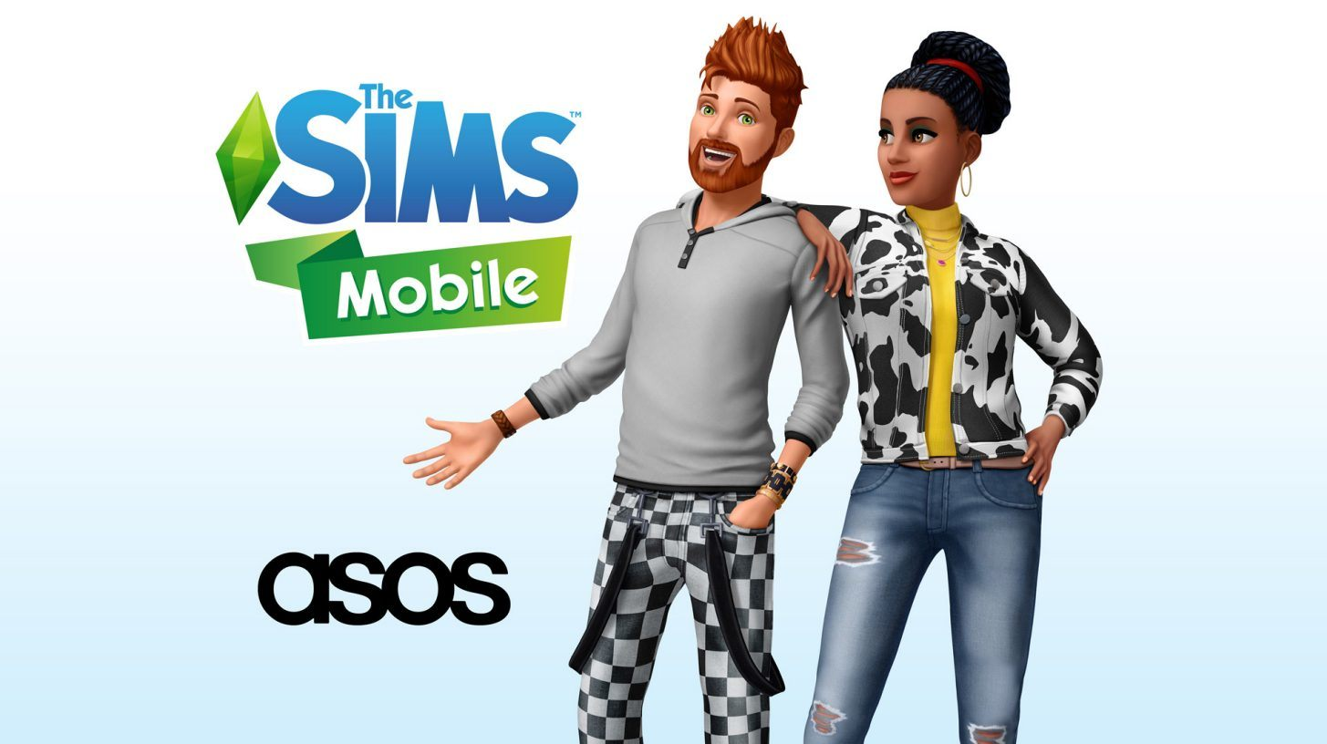 The Sims Mobile ASOS
