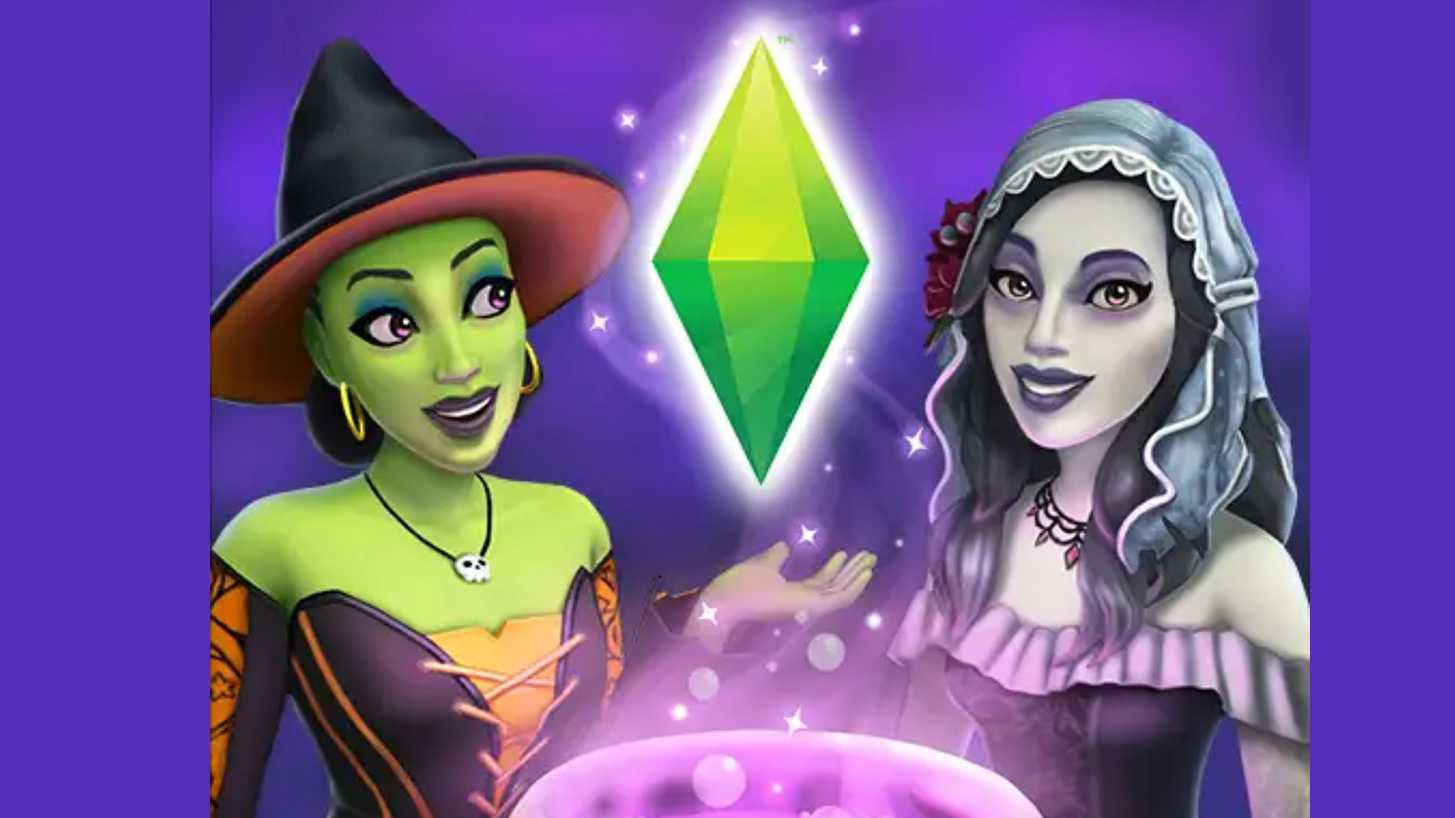 The Sims Mobile Halloween
