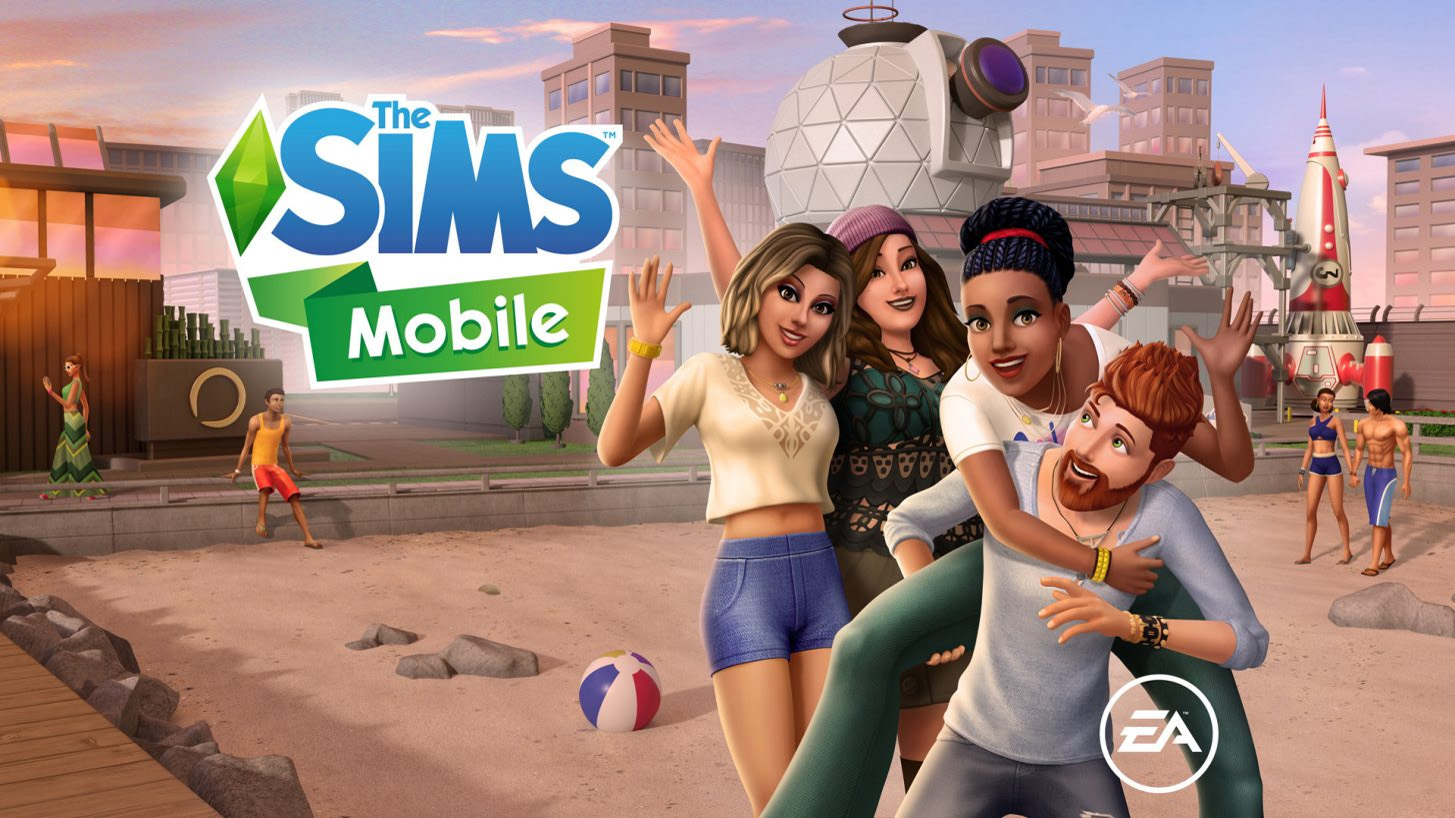 the sims mobile lido