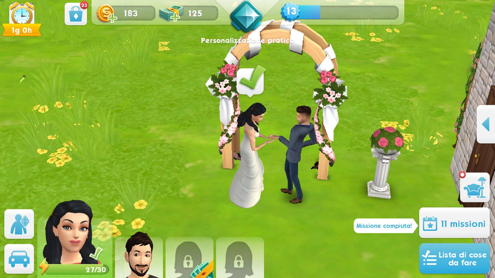 Download Vestiti Da Sposa The Sims 3.Organizza Un Matrimonio In The Sims Mobile Il Mondo Di The Sims