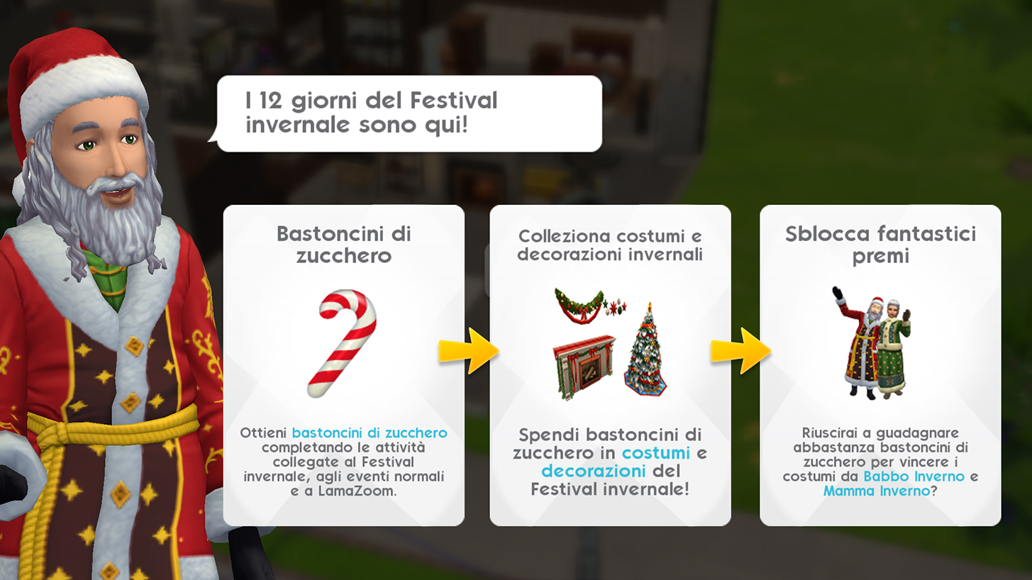 Decorazioni Natalizie The Sims 4.News Il Mondo Di The Sims A Portata Di Click
