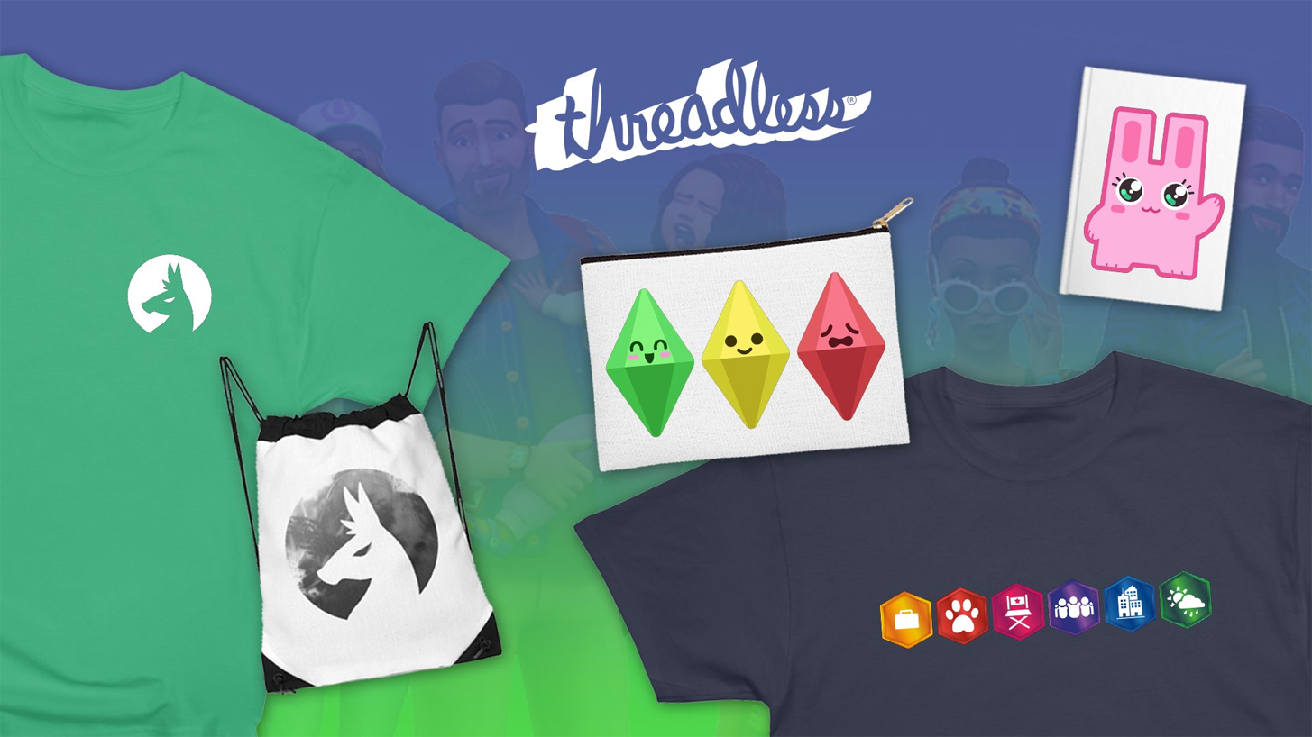 The Sims Threadless