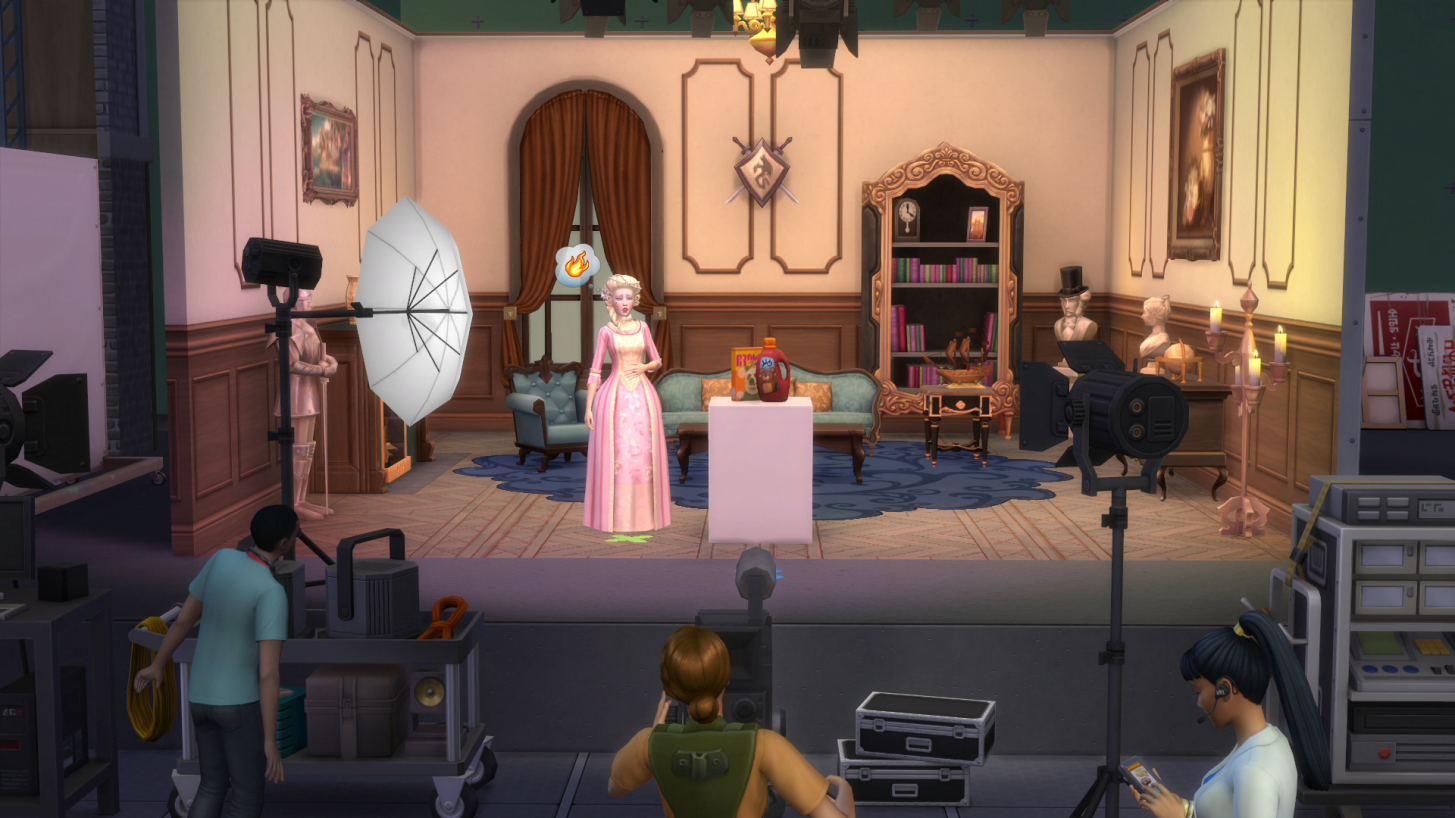 The Sims 4 Nuove Stelle Vanessa