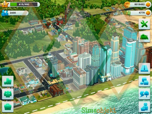 simcity freeplay