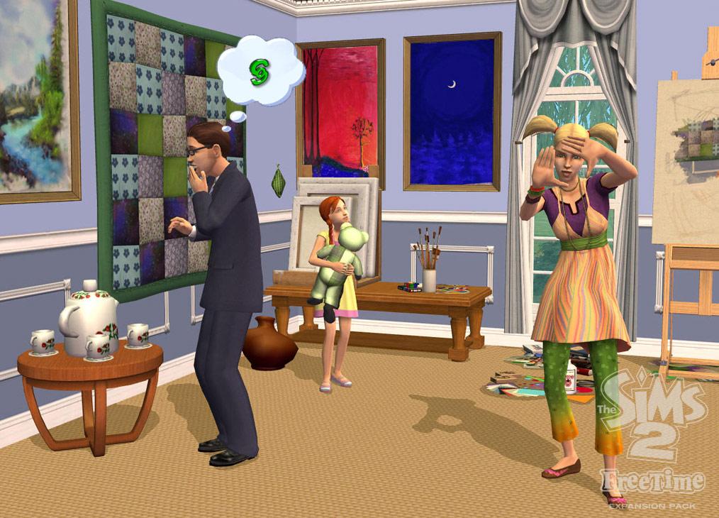 Sims 2 avventure in incontri