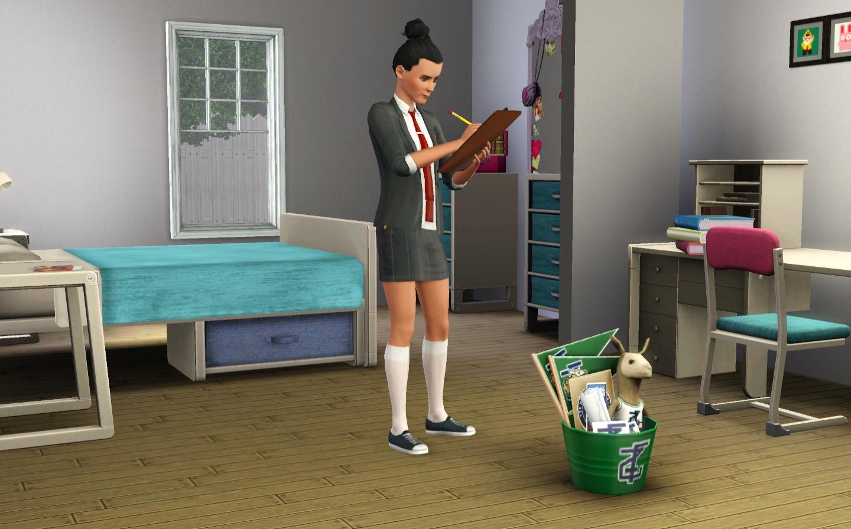 incontri Sims 3 Università grandi maniglie di incontri online