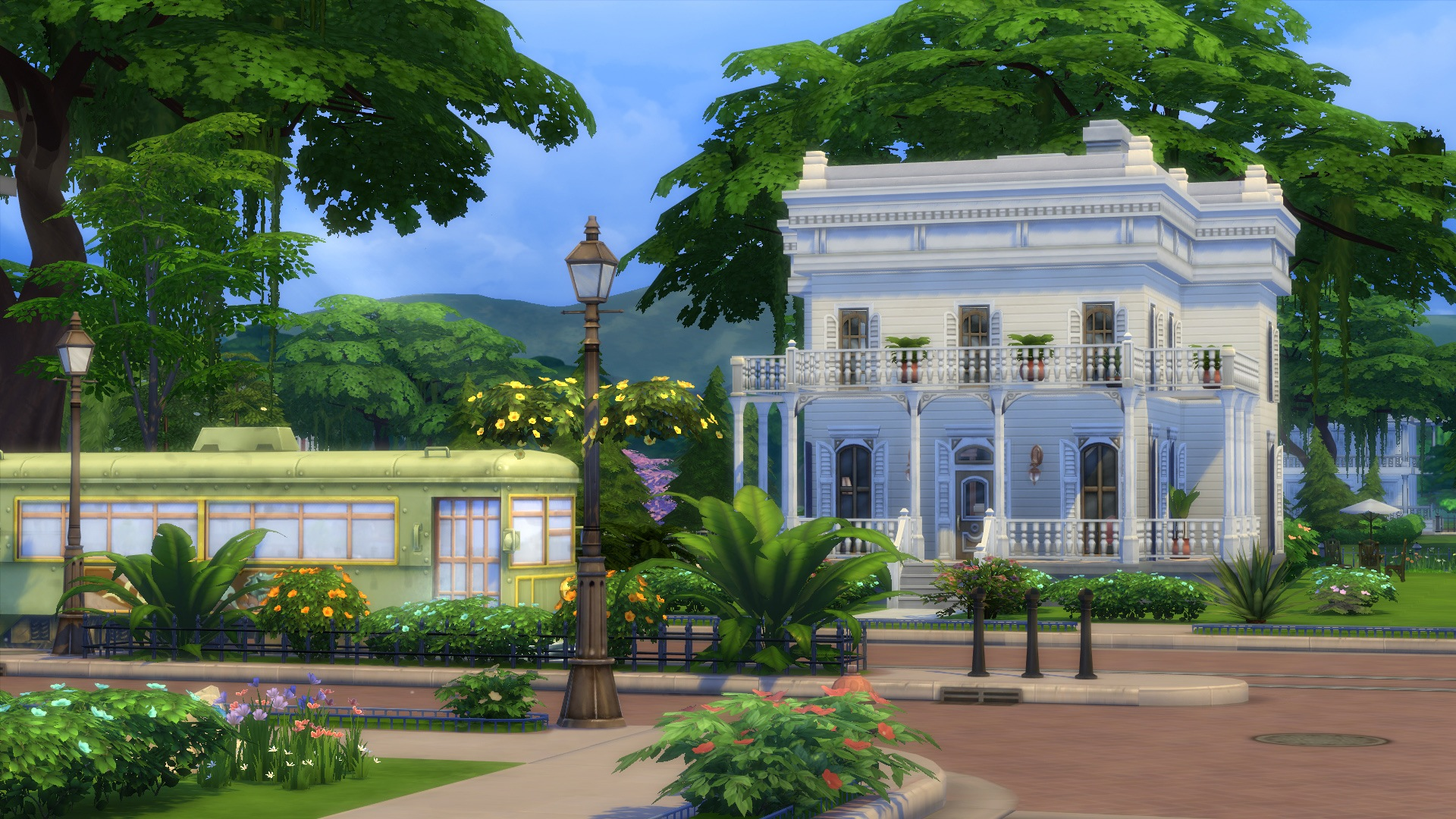 the sims 4 build mode