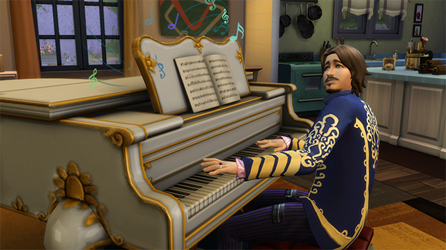 the sims 4 musica