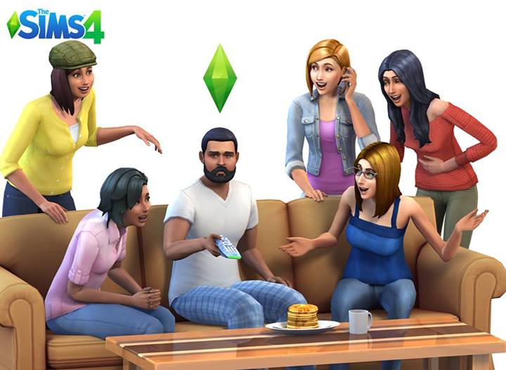 the sims 4 data uscita