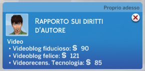 The Sims 4 Nuove Stelle Guadagni
