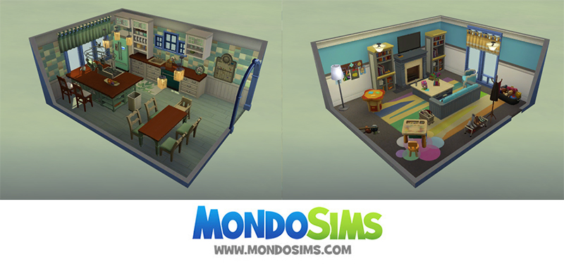 The Sims 4 Vita da Genitori Game Pack