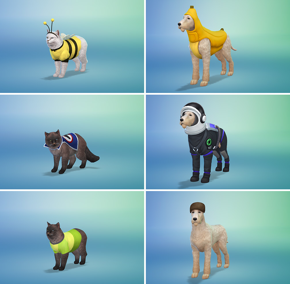 the sims 4 il mio primo animale review cap