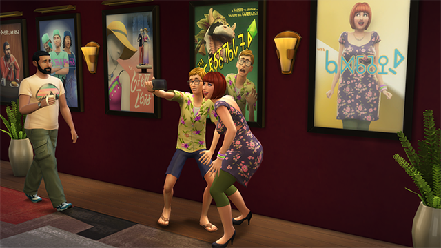 The Sims 4 poster