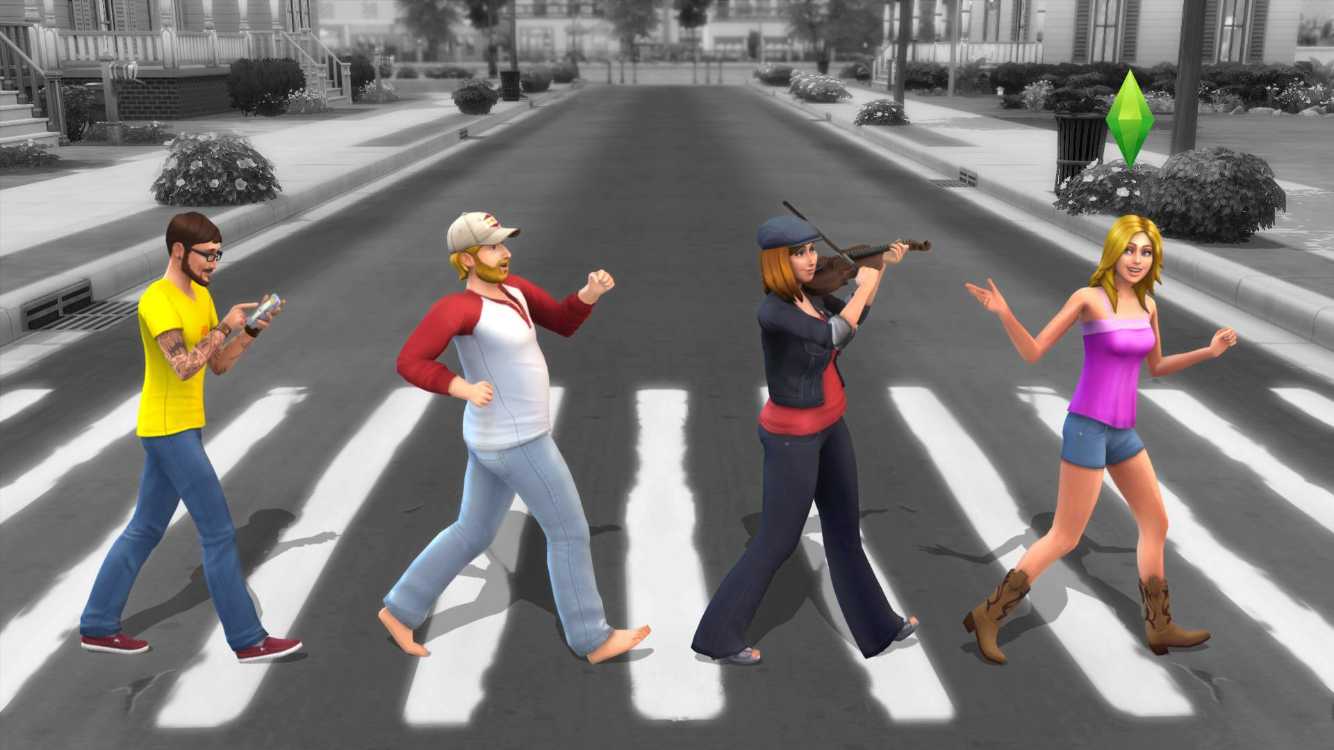 the sims 4 news soundtrack abbey road studios